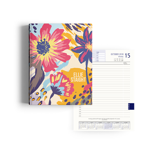Picture of Flower Splat Diary Management