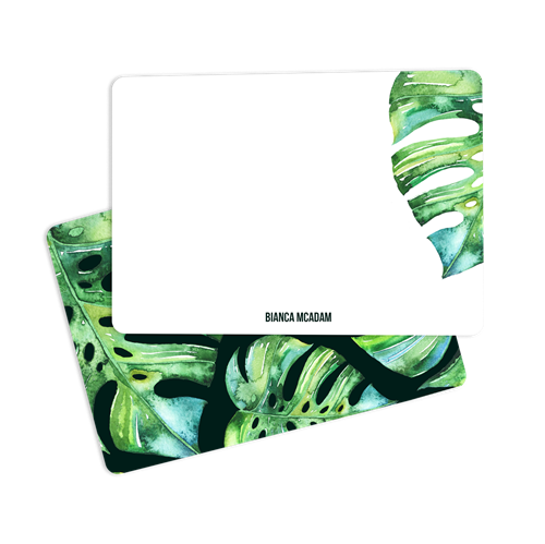 Picture of Delicious Monsters Dark Notecard