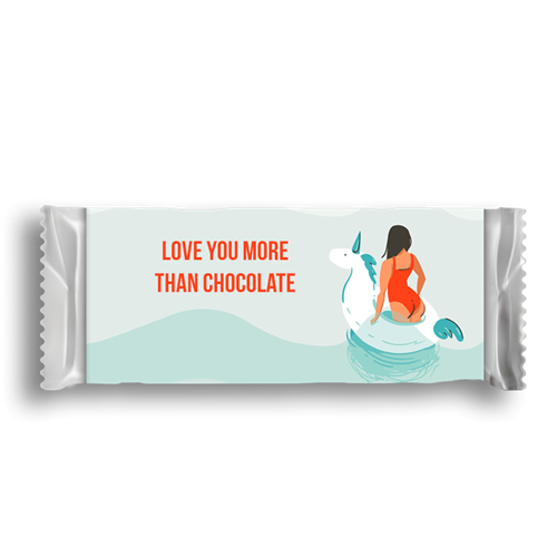 Picture of She Swims Wrapper