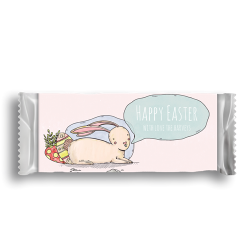 Picture of Speech Bubble Bunny Wrapper