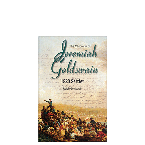 Picture of The Chronicle of Jeremiah Goldswain