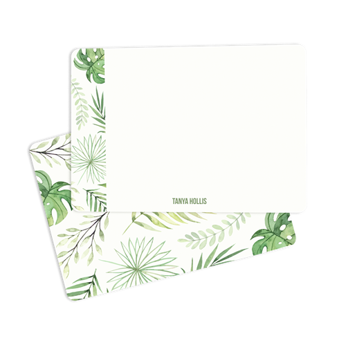 Picture of Fresh Tropics Notecard