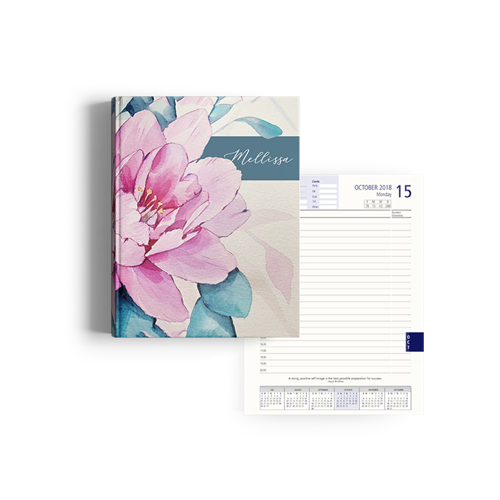 Picture of Blooming Diary A5