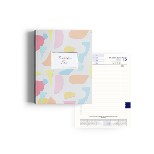 Picture of In Shape Diary A5
